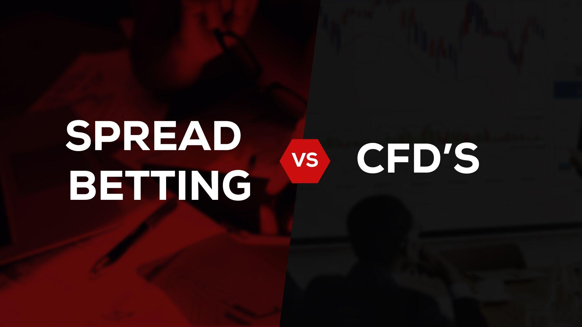 Spread betting vs forex trading